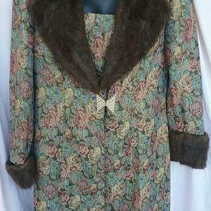 Elegant Stella louise for K B   skirt suit